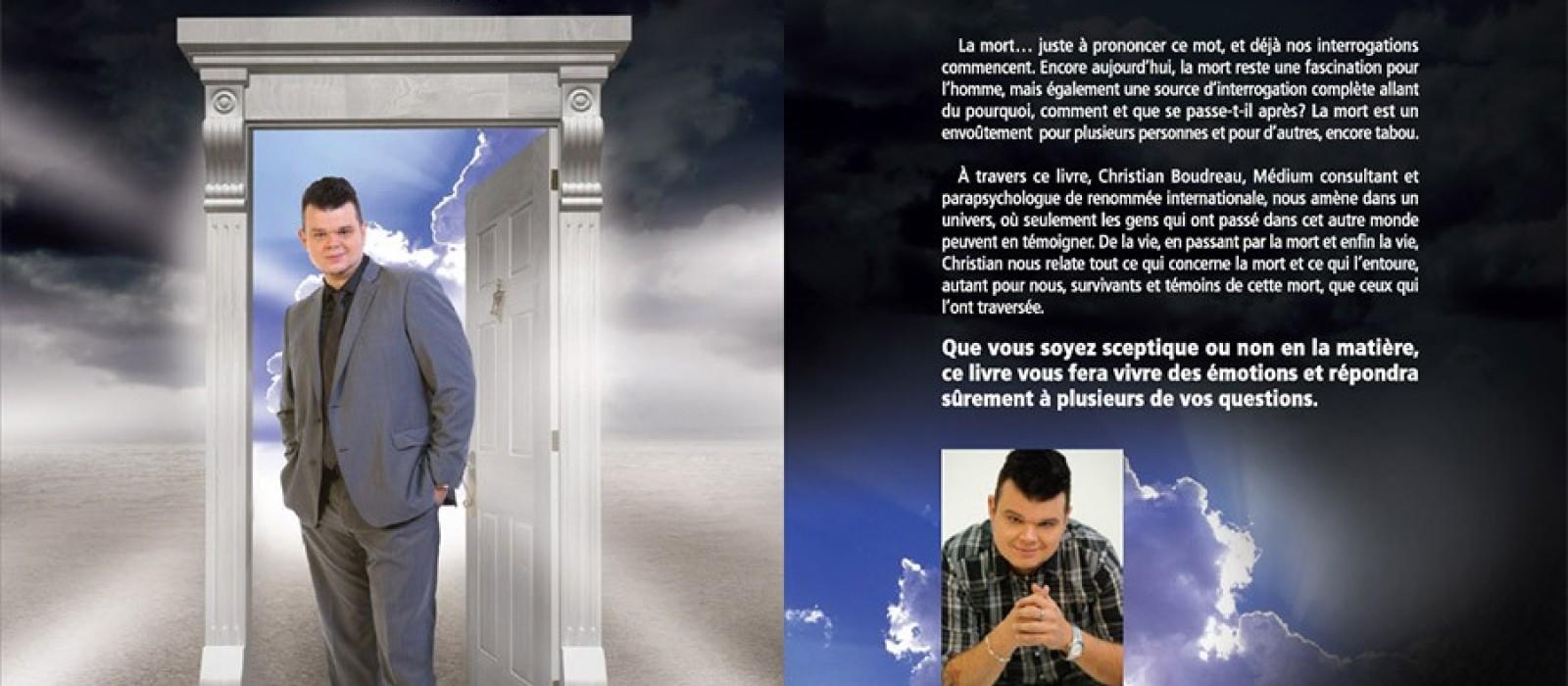 La vie… la mort… la vie par Christian Boudreau – Éditions Sarrazin