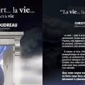Le livre «La Vie… la mort… la vie»
